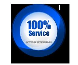 100% Service von bs-umzuege